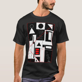 Perception 1 - Art Gallery Selection T-Shirt