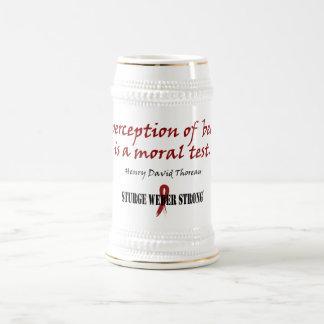 Perception Beer Stein