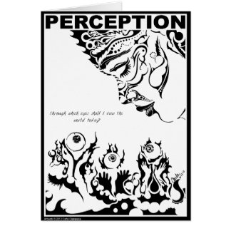 PERCEPTION Card