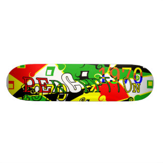 Perception II Skateboard