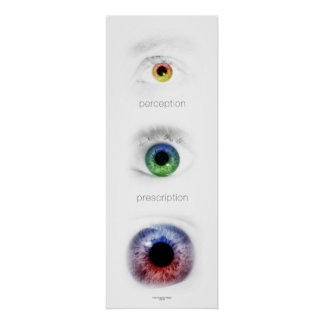 Perception Prescription Poster