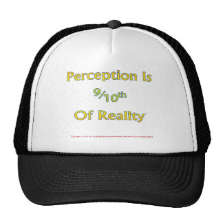 Perception & Reality Trucker Hat