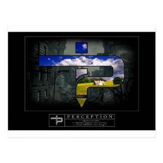 Perception - Refuze Communication Postcards