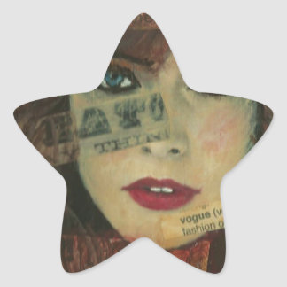 Perceptions En Vogue Star Sticker