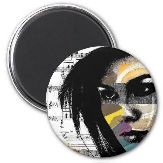perceptions 2 inch round magnet