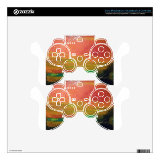 Perceptions PS3 Controller Decal