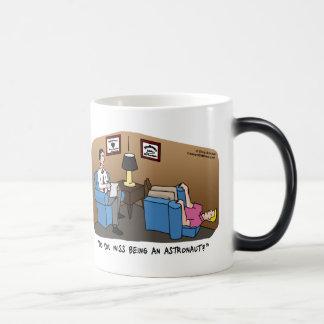 Perceptive Therapist Morphing Mug