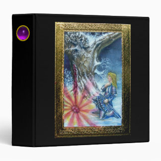 PERCEVAL AND VISION OF THE HOLY GRAIL VINYL BINDER