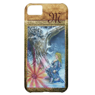 PERCEVAL AND VISION OF THE HOLY GRAIL monogram iPhone 5C Covers