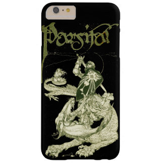 PERCEVAL FIGHTING DRAGON,QUEST HOLY GRAIL Fantasy Barely There iPhone 6 Plus Case