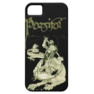PERCEVAL FIGHTING DRAGON,QUEST HOLY GRAIL Fantasy iPhone SE/5/5s Case