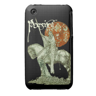 PERCEVAL LEGEND /QUEST OF THE HOLY GRAIL Fantasy iPhone 3 Case