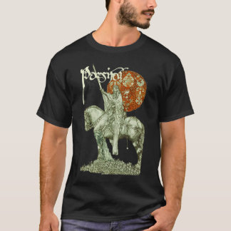 PERCEVAL LEGEND /QUEST OF THE HOLY GRAIL Fantasy T-Shirt