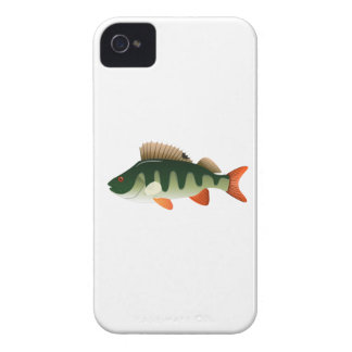Perch Fish iPhone 4 Cover