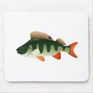 Perch Fish Mousepads
