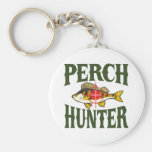Perch Hunter Key Chains