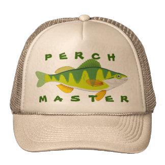 Perch Master Trucker Hat