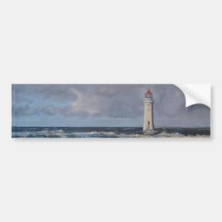 Perch Rock Lighthouse Bumper Sticker