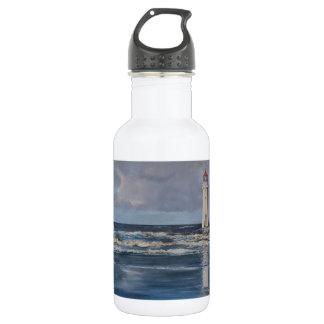 Perch Rock Lighthouse 18oz Water Bottle