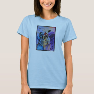 Perched - Babydoll T Shirt