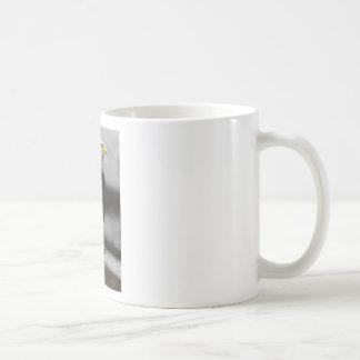 Perched Eagle Coffee Mug