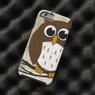 Perched Owl iPhone 6 Case