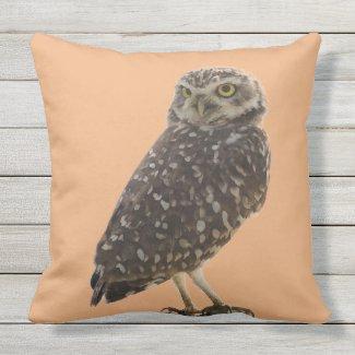 owl decorative pillows