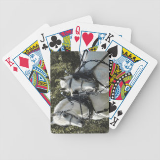 Percheron Team Card Decks
