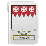 Percival Family Crest Kindle 3G Cover