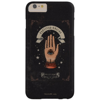 Percival Graves Magic Hand Graphic Barely There iPhone 6 Plus Case