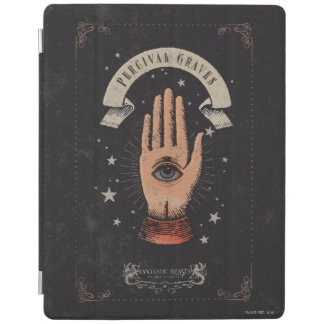 Percival Graves Magic Hand Graphic iPad Smart Cover