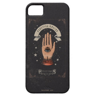 Percival Graves Magic Hand Graphic iPhone SE/5/5s Case