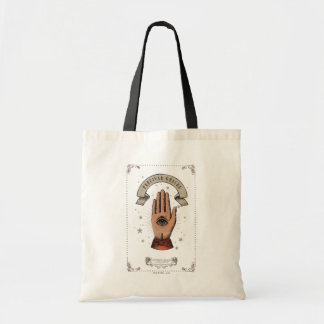Percival Graves Magic Hand Graphic Tote Bag
