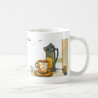 Percolating Some Coffee  CricketDiane Coffee Art Coffee Mug