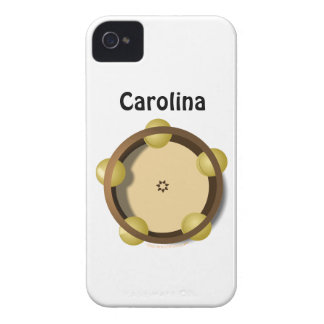 Percusión Blackberry conocido de encargo de la Case-Mate iPhone 4 Protectores