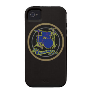 percussion ~ drummers case for the iPhone 4