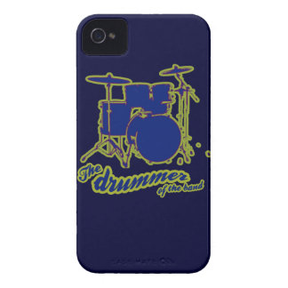 percussion drums ~ drummer iPhone 4 cover