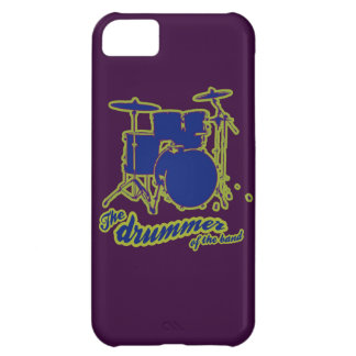 percussion drums ~ drummer iPhone 5C cover