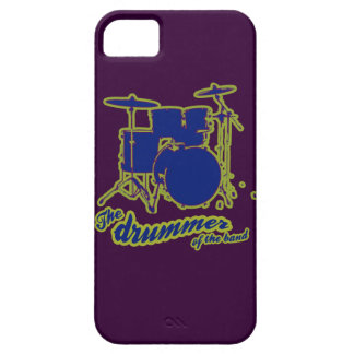 percussion drums ~ drummer iPhone SE/5/5s case