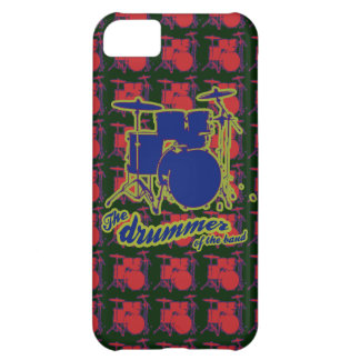 percussion drums ~ drummers iPhone 5C case