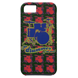 percussion drums ~ drummers iPhone 5 cover