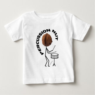 Percussion Nut Baby T-Shirt