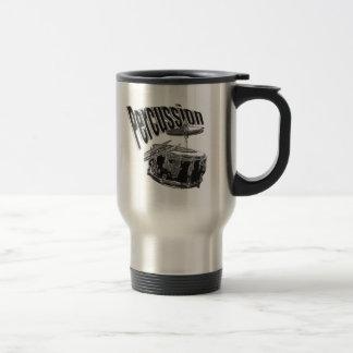 Percussion Silver Coffee Mugs