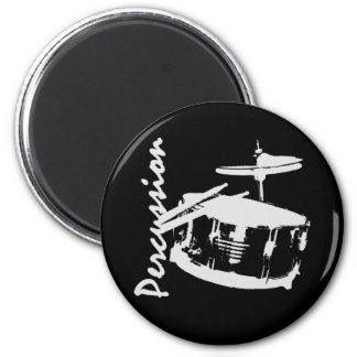Percussion/ Snare 2 Inch Round Magnet