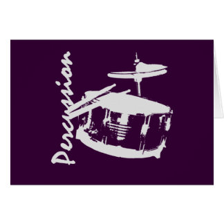 Percussion/ Snare Card