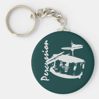 Percussion/ Snare Keychain