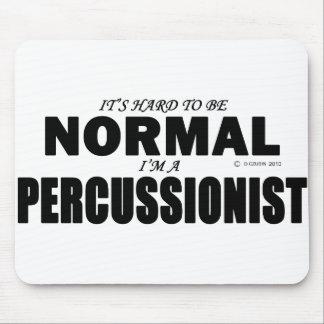 Percussionist normal alfombrillas de ratón