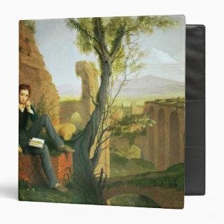 "Percy Bysshe Shelley 1845 Carpeta 1 1/2"""