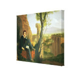 Percy Bysshe Shelley 1845 Impresiones En Lona