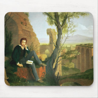 Percy Bysshe Shelley  1845 Mouse Pad